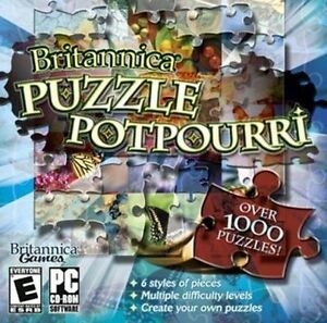 Britannica-Puzzle-Potpourri-Over-1000-Jigsaw-Puzzles-Brand-New-Sealed