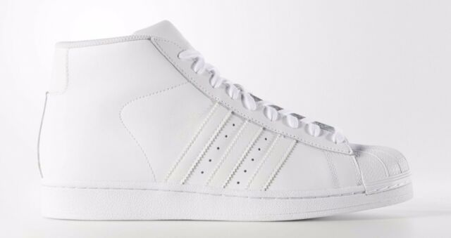 Adidas Originals Men's PRO MODEL Shoes White B27450 a