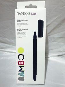 Wacom-Bamboo-Duo-Black-CS191K-New