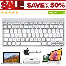05e40ec6f02 Apple Wireless Keyboard A1314 UK QWERTY MC184LL/B Bluetooth iMac Excellent  Grade