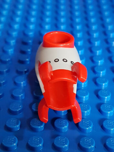 17 LEGO-MINIFIGURES SERIES X 1 COSTUME FOR THE ROCKET BOY FROM SERIES 17 PART