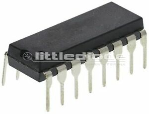 Texas-Instruments-CD74HC4520E-Dual-4-stage-Binary-Counter-Up-Counter-2-6-V-16