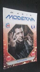 Magia Moderna Alain Iannone Anno LX Club Pattern Italiano 2012 N°5