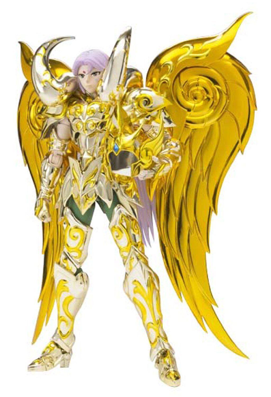Bandai Saint Seiya Cloth Myth EX Soul of Gold Aries Mu (God Cloth)
