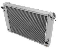 3 Row AS Radiator For 84-88 Pontiac Fiero with V8 conversion