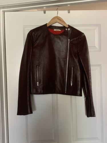 Celine Leather Jacket