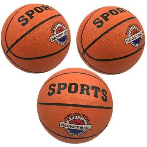 Indoor Outdoor Official Game NBA Basketballs Ball Size No. 7 (LOT OF 12X)