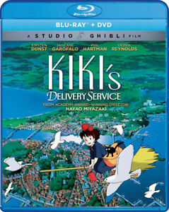 Kiki-039-s-Delivery-Service-New-Blu-ray-With-DVD-Widescreen-2-Pack