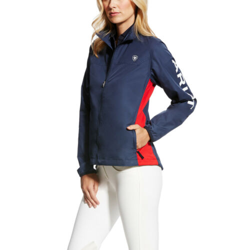 ARIAT LADIES IDEAL WINDBREAKER JACKET M JACKET RIDING COAT