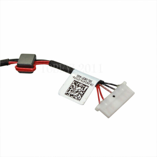 For Dell Inspiron 15 5566 i5566 P51F P51F001 DC30100UH00 DC Power Jack Socket JT