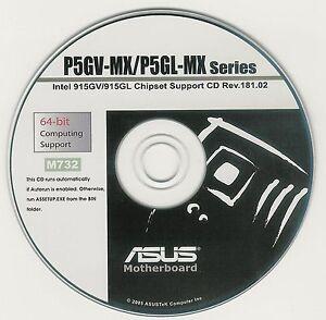 Asus p5gv-tmx s audio driver download.
