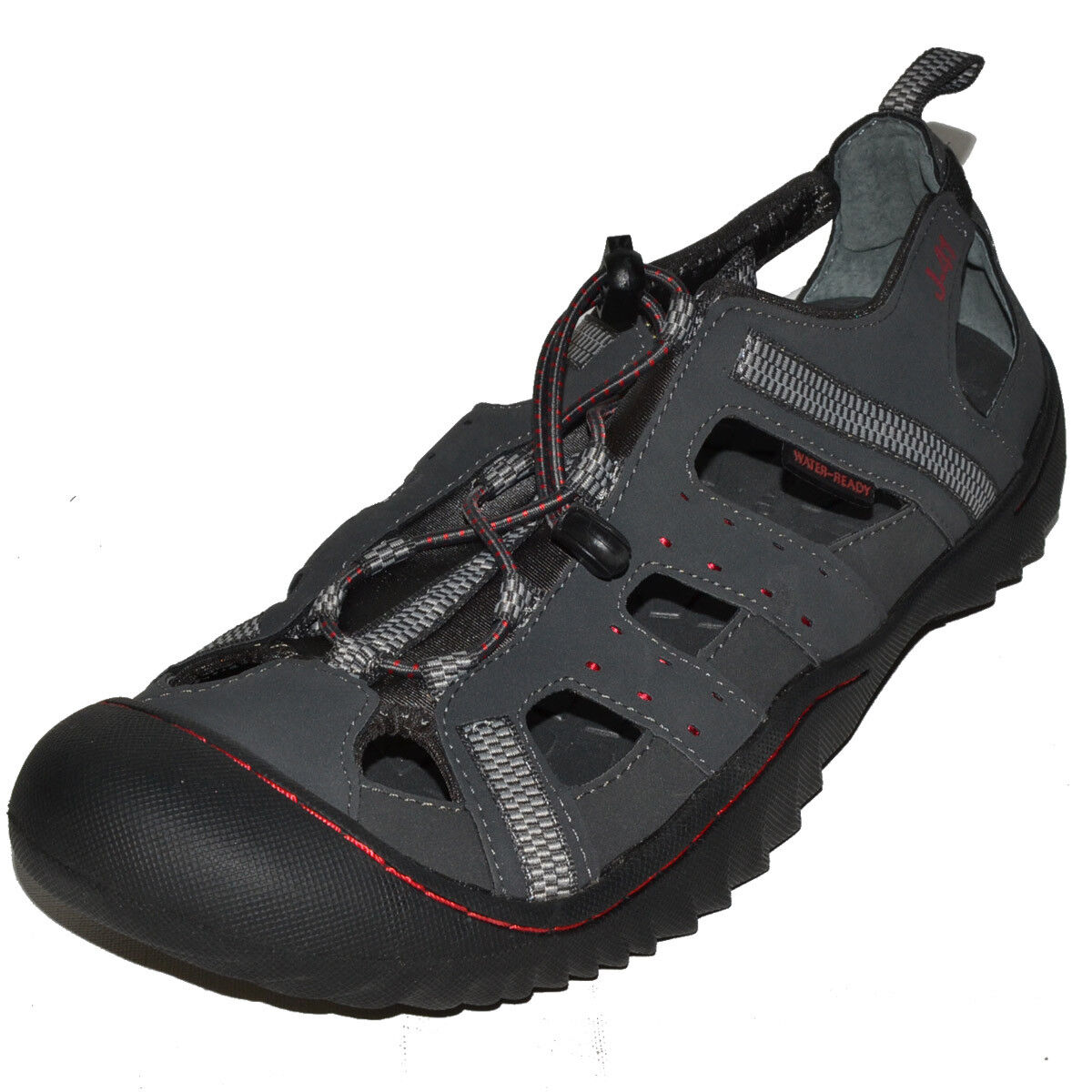 Jeep Trail Rated Outdoor shoes Groove II Grey Sandals