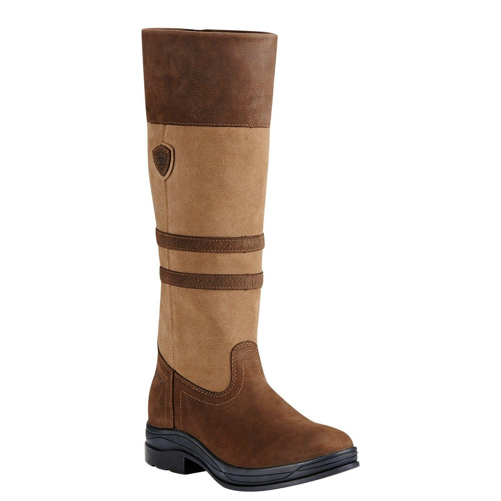 Ariat® Ladies Ambleside H2O Flaxen Waterproof Tall Boots 10018497