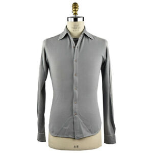 NEW-KITON-SHIRT-100-COTTON-LITTLE-IMPERFECTION-USK952