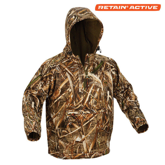 NEW Arctic Shield Heat Echo Light Performance Hoodie, Realtree MAX 5 - 3X-Large