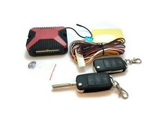 Universal Useful Car Remote Control Central Locking Flip Key Entry System Kit