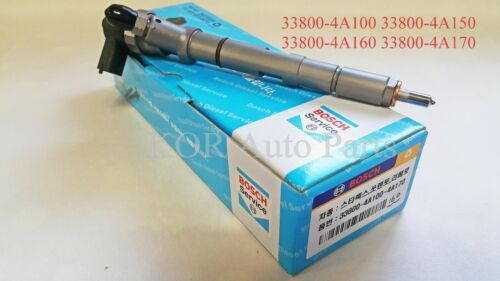 Refurbished Bosch CRDI Diesel Fuel Injector 33800-4A150 for Kia Sorento