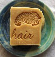 Henna Shampoo Bar - Unscented By Aquarian Bath