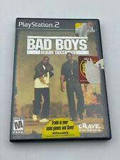 65136 Bad Boys Ii Sony Ps2 Playstation 2 2004 Sles 51772 For Sale Online Ebay