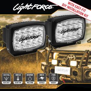 Pleasing Lightforce Striker Led 4X4 Driving Lights Pair Lamp Wiring Kit Wiring Digital Resources Jonipongeslowmaporg