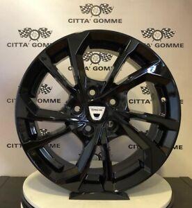 Cerchi-in-lega-Dacia-Duster-da-17-034-NUOVI-OFFERTA-SUPER-PREZZO-ESSE5-BLACK-S5-TOP