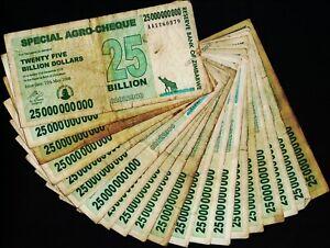 25-Billion-Zimbabwe-Dollars-Special-Agro-Cheque-x-20-Banknotes-2008-Bundle-20PCS
