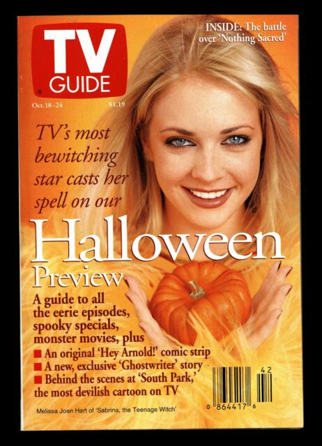 TV Guide Magazine Issue