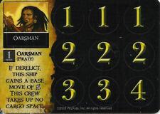 PIRATES OF THE SPANISH MAIN - 112 PIRATE OARSMAN