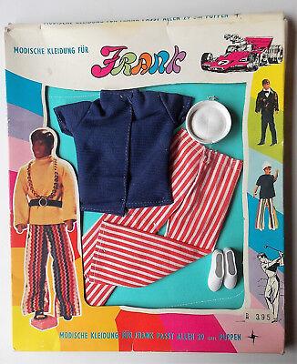 "11,5/"" Gary doll VINTAGE MOD Frank-Fashion Outfit-Wenco"