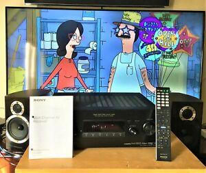 Sony STRDG820 7.1 Audio Video AV RECEIVER