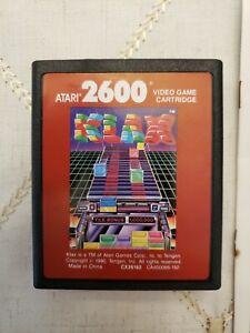 Klax for Atari 2600 Complete w/ Box/Manual