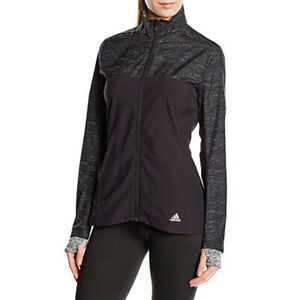 adidas Damen Windjacke Supernova Storm Traingsjacke: Amazon