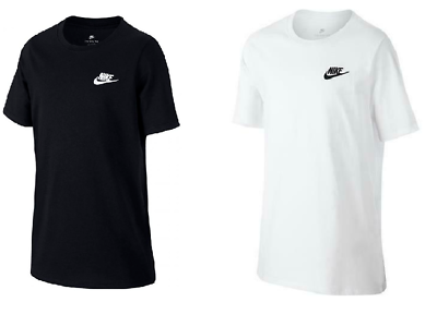 Nike Garçons Junior Enfants Futura JDI ras du cou en coton Casual Sports T Shirt Top 7 14 ans | eBay
