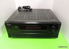 Onkyo TX-SR804 7.1 Channel Up-Converting THX Certified A/V Receiver Black