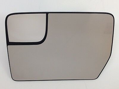 BRAND NEW OEM LH LEFT DRIVERS SIDE MIRROR GLASS 2011-2012 FORD F150