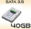 DISCO-HDD-HARD-DISK-3-5-SATA-Memoria-250GB-320GB-500GB-1TB-INTERNO-PC-USATO miniature 6