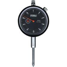 Fowler 52 520 109 Agd Dial Indicator Black Face 1 Travel 225 Diameter