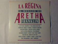 ARETHA FRANKLIN La regina - Il meglio di lp BEATLES COME NUOVO LIKE NEW!!!