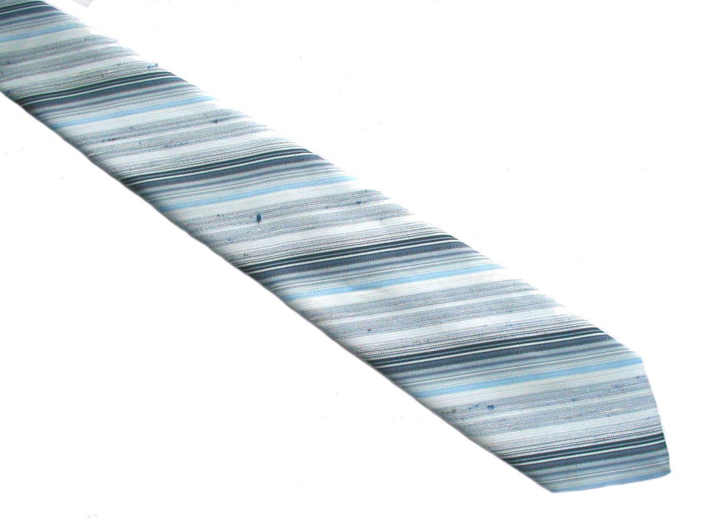 Men's 1980's Vintage Neck Tie PAULINE TRIGERE Lig… - image 1
