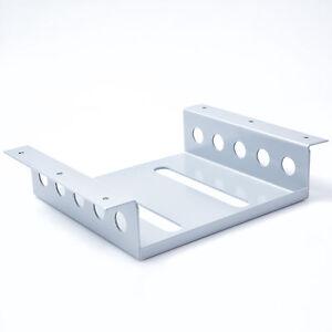 Tischhalterung-fuer-Apple-Mac-Mini-Halterung-von-Bentatec-silber-PC-Halterung