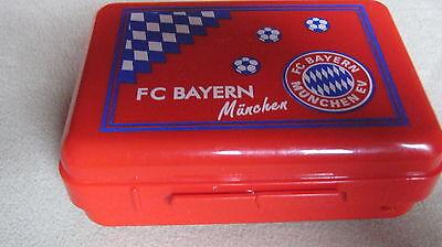 Ausdauernd Fc Bayern München Brotdose Logo Mild And Mellow