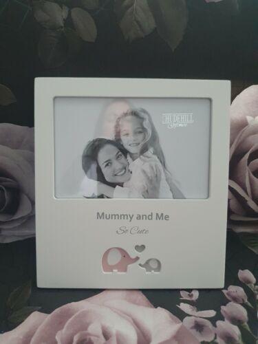 Shudehill ajourées Ellie Mummy /& Me Cadre Photo