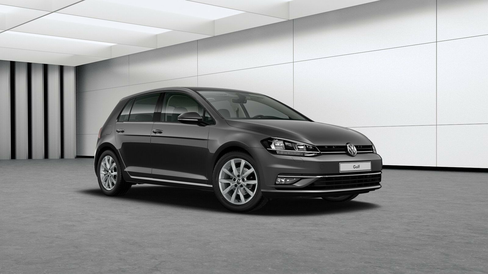 brugt vw golf vii 1 5 tsi 150 highline dsg til salg bilbasen. Black Bedroom Furniture Sets. Home Design Ideas