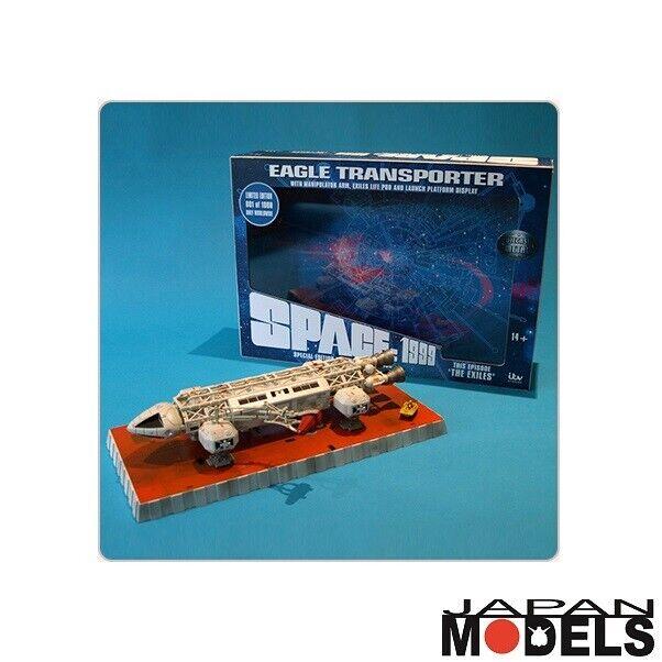 Space  Space 1999 Eagle Transporter the exiles Episode 818 1000 Sixteen diecast  se hâta de voir