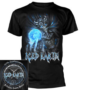 Iced-Earth-30th-Anniversary-Shirt-S-XXL-T-shirt-Official-Heavy-Metal-Band-Tshirt