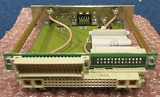 Scientific Atlanta Galaxy Rear Connection Card RS232 / Ethernet / BNC Twistlock