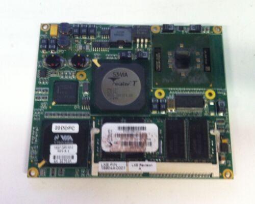 Kontron PCB 500-076 REV D.0 Single Board Computer 933MHz SL69K ETX w// 256MB RAM