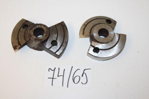 2x Sassex Aufbohrmesser Spiralbohrmesser Durchmesser 102 mm Nr. 74/65