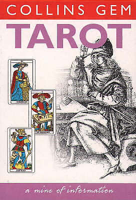 1 of 1 - Collins Gem - Tarot, Stuart, Rowena, Good Used  Book
