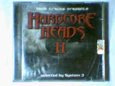 CD HARDCORE HEADS II SYSTEM 3 TOMMYKNOCKER MAX E-CREW DJ MAD DOG DEEVOID UNEXIST